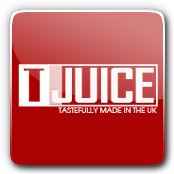 T-Juice E-Liquid Logo