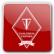 Tailored Vapors E-Liquid Logo