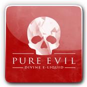 Pure Evil E Liquid Logo