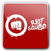 Riot Squad E-Liquid Logo