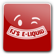 FJ's E-Liquid Logo
