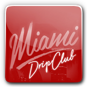 Miami Drip Club E-Liquid Logo