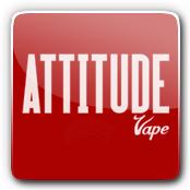 Attitude Vape E-Liquid Logo
