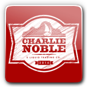 Charlie Noble E-Liquid Logo
