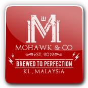 Mohawk E-Liquid Logo