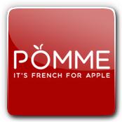 Pomme E-Liquid Logo