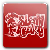 Slam Cake E-Liquid Logo