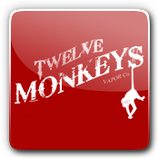 Twelve Monkeys E-Liquid Logo