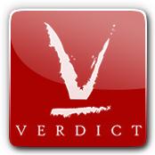 Verdict E-Liquid Logo