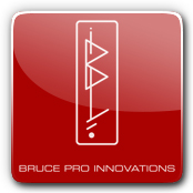 Bruce Pro Innovations Logo