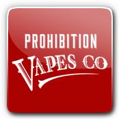 Prohibition Vapes E-Liquid Logo