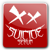 Suicide Serum E-Liquid Logo