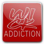 Wick Addiction Logo