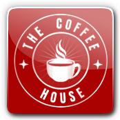 The Coffee House E-Liquid Logo