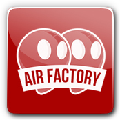 Air Factory E-Liquid Logo