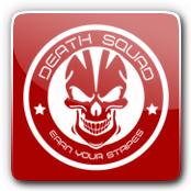 Death Squad E-Liquid Logo