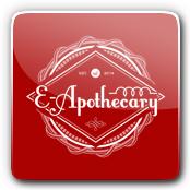E-Apothecary E-Liquid Logo