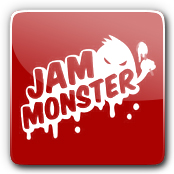 Jam Monster Co E-Liquid Logo