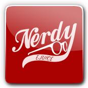 Nerdy E-Liquid Logo