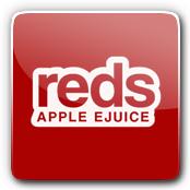 Reds Apple E-Liquid Logo