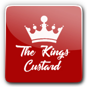 The Kings Custard E-Liquid Logo