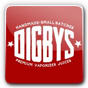 Digbys E-Liquid Logo