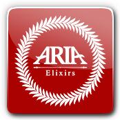 Aria Elixirs E-Liquid Logo