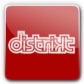Distrikt E-Liquid Logo