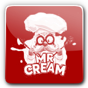 Mr Cream E-Liquid Logo