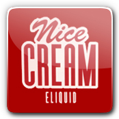 Nice Cream E-Liquid Logo