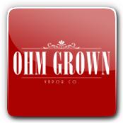 Ohm Grown E-Liquid Logo