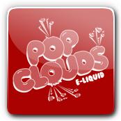Pop Clouds E-Liquid Logo