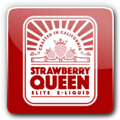 Strawberry Queen E Liquid Logo