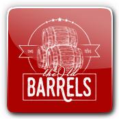The Old Barrels E Liquid Logo