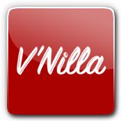 V'Nilla E-Liquid Logo