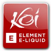 Koi by Element E-Liquid Logo