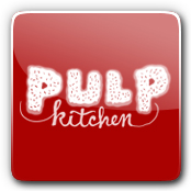 Pulp Kitchen E-Liquid Logo