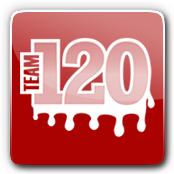 Team 120 E-Liquid Logo