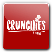 Crunchies E-Liquid Logo