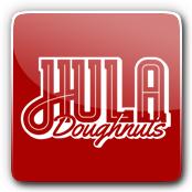 Hula Doughnuts E-Liquid Logo