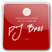 PJ Bros E Liquid Logo