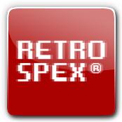 Retro Spex E-Liquid Logo