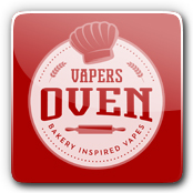 Vapers Oven E-Liquid Logo