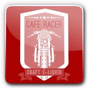Cafe Racer E-Liquid Logo