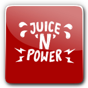 Juice n Power E Liquid Logo