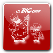 Lil Big Chef E-Liquid Logo