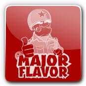 Major Flavor E-Liquid Logo