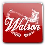 Watson E-Liquid Logo