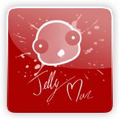 Jelly Man E-Liquid Logo