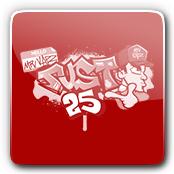 Just 25 E-Liquid Logo